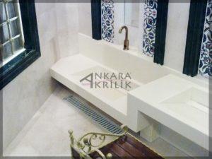 Bolu Akrilik Banyo Tezgahı