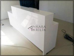 Corian Banko Kaplama