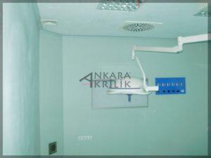 Akrilik Hastane Duvar Kaplaması
